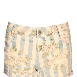 """<p>Designed with an on-trend washed out finish, these shorts have a fashionably high cut and show off toned legs. Balance out the ultra feminine feel with a simple shirt or white tee.</p><p>£20, <a href=""""http://www.boohoo.com/collections/retro-glamour/icat/retro-glamour/"""" target=""""_blank"""">boohoo.com</a></p>"""