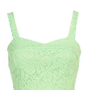 <p>OK girls, it'd time to get your head around flashing a bit of flesh in the midriff area as bralets are having a moment. Wear with a high-waisted pencil skirt and a blazer over the top to spare your modesty whilst earning full fashion points.</p>