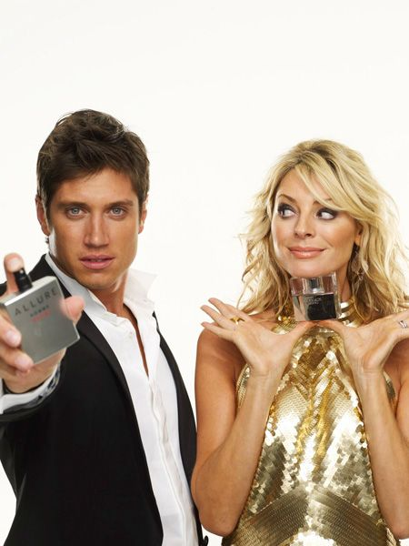 <p> </p><p>Who better to test the hot new guy fragrances that have hit the high street than Cosmo's favourite couple, Tess and Vern?<br /></p>