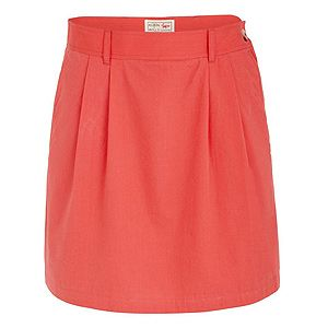 <p>Add some wow to your boring workwear with this gorge colour popping coral skirt from Aubin & Wills.This skirt will be your summer staple, taking you from day to night - and work to weekend.</p>