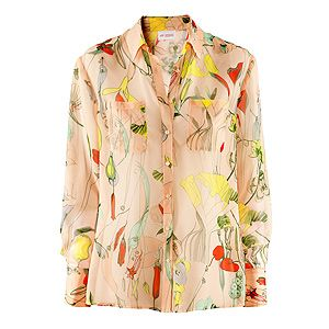 <p>This could be our favourite H&M collection yet! Ethical AND affordable, we love this blouse's brilliant botanical print. Snap it up fast - this range is sure to be a sell-out!</p>