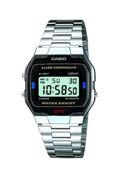 "<p> </p><p>Watch, £16.99, <a target=""_blank"" href=""http://www.casioatcarnaby.co.uk/"">www.casioatcarnaby.co.uk </a></p>"