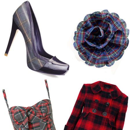 <p> </p><p>Tartan tame, timid or tastic, we're going crazy for checks this season. Here are Cosmo's favourites... </p>
