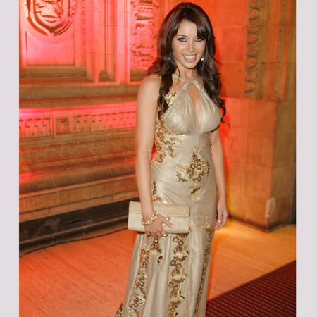 Dannii shone in a glistening glam gown. Does she deserve a gold style star?  <br />