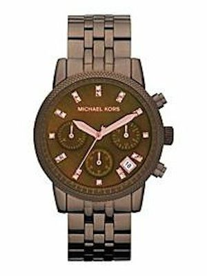 "<p>How's about a little wrist action from Michael Kors? Now that's something worth being on time for!</p> <p>Michael Kors ladies sport watch, £219, <a title=""House of Fraser"" href=""http://www.houseoffraser.co.uk/Michael+Kors+MK5547+Ladies+sport/158729900,default,pd.html"" target=""_blank"">House of Fraser</a></p>"
