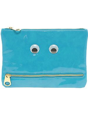 "<p>The novelty trend is huge for SS12, but if you don't want to look plain bonkers, why not try this adorable patent clutch from Asos? Here's looking at YOU…</p> <p><br />Googly Eye Clutch, £20, <a title=""http://www.asos.com/ASOS/ASOS-Googley-Eye-Clutch/Prod/pgeproduct.aspx?iid=2128908&cid=8730&Rf-400=53&sh=0&pge=0&pgesize=200&sort=-1&clr=Coral"" href=""http://www.asos.com/ASOS/ASOS-Googley-Eye-Clutch/Prod/pgeproduct.aspx?iid=2128908&cid=8730&Rf-400=53&sh=0&pge=0&pgesize=200&sort=-1&clr=Coral"" target=""_blank"">Asos</a></p> <p><br /><br /></p>"