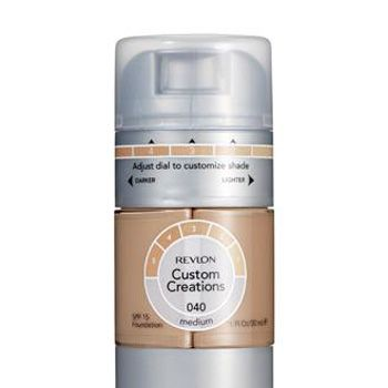 <p><strong>NEW Revlon Custom Creations Foundation, £13.99</strong><br /><br />The new Revlon Custom Creations has 30 shades to choose from. Each of the six bottles contain five shades for you to custom blend your foundation using the bottle's adjustable dial. This lightweight foundation blends seamlessly for a flawless finish. </p>