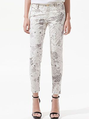 "<p>Want to try the print trend this season without looking like a botanical disaster? Head to Zara to snap up this subtle pair of floral print trousers, and wear with a colour block top for a stylish take on the trend.<br /><br />Floral print trousers, £39.99, <a title=""http://www.zara.com/webapp/wcs/stores/servlet/product/uk/en/zara-S2012/199002/857001/FLORAL%2BPRINT%2BTROUSERS "" href=""http://www.zara.com/webapp/wcs/stores/servlet/product/uk/en/zara-S2012/199002/857001/FLORAL%2BPRINT%2BTROUSERS%20"" target=""_blank"">Zara</a><br /><br /></p>"