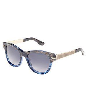 "<p>Tru Trussardi sunglasses, £120, <a title=""http://www.charmant.com/ "" href=""http://www.charmant.com/%20"" target=""_blank"">Charmant.com</a><br /><br /></p>"