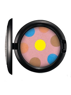 """<p>The MAC Beth Ditto collection shoots a knowing wink to candy glossed pop. We heart the polka dot powder – it's almost too cute to use!</p> <p>Beth Ditto Powder to the People, £21.50, available June 2012 from <a title=""""MAC"""" href=""""http://www.maccosmetics.co.uk%20"""" target=""""_blank"""">MAC</a></p>"""