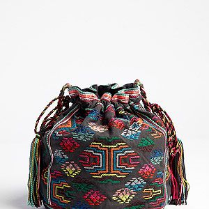 """<p>Make out like you've been on a Gap Yah and nod to this season's global luxe trend with this exotic embroidered bag. Sling it nonchalantly across your body to radiate effortless cool-girl style.</p><p>Star Mela Zeya Embroidered Pouch, £49, <a title=""""http://www.my-wardrobe.com/star-mela/zeya-embroidered-pouch-215047"""" href=""""http://www.my-wardrobe.com/star-mela/zeya-embroidered-pouch-215047"""" target=""""_blank"""">My Wardrobe</a><br /><br /></p>"""