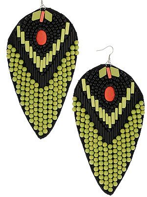 "<p>Step to the tribal beat with ethnic patterns and exotic prints for a high summer look which is all about Africa. These statement earrings are an instant wardrobe update for SS12.<br />Large beaded drop earrings, £25, <a title=""http://www.topshop.com/webapp/wcs/stores/servlet/ProductDisplay?beginIndex=0&viewAllFlag=&catalogId=33057&storeId=12556&productId=5823362&langId=-1&categoryId=&searchTerm=drop%20earrings&pageSize=200"" href=""http://www.topshop.com/webapp/wcs/stores/servlet/ProductDisplay?beginIndex=0&viewAllFlag=&catalogId=33057&storeId=12556&productId=5823362&langId=-1&categoryId=&searchTerm=drop%20earrings&pageSize=200"" target=""_blank"">Topshop</a><br /><br /></p>"