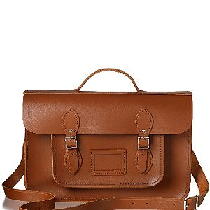 """<p>A Cambridge Satchel is what all the cool guys have, so why shouldn't your pops have one too? Plus, when he's not looking (and after Father's day (obvs!), you can borrow it - teehee!</p><p>Satchel, £93, <a title=""""http://www.cambridgesatchel.co.uk/"""" href=""""http://www.cambridgesatchel.co.uk/"""" target=""""_blank"""">Cambridge Satchel Company</a></p>"""