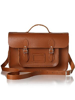 "<p>A Cambridge Satchel is what all the cool guys have, so why shouldn't your pops have one too? Plus, when he's not looking (and after Father's day (obvs!), you can borrow it - teehee!</p> <p>Satchel, £93, <a title=""http://www.cambridgesatchel.co.uk/"" href=""http://www.cambridgesatchel.co.uk/"" target=""_blank"">Cambridge Satchel Company</a></p>"