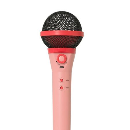 "We're all guilty of singing in the shower - so indulge the wannabe's dreams with this water-proof microphone that doubles-up as a radio. So she can now sing along to her favourite tracks. (Ear plugs not included). Get it at <a target=""_blank"" href=""http://www.woolworths.co.uk"">www.woolworths.co.uk</a><br />"