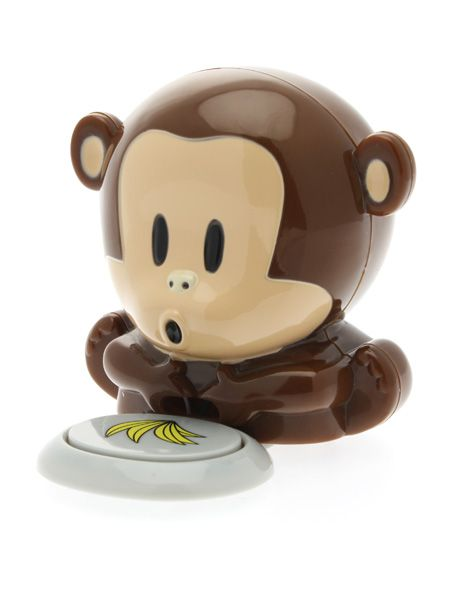 "Forget fanning wet nails around in the air like a loon, speed up the nail polish setting time with this nifty gadget from <a target=""_blank"" href=""http://www.totallyfunky.co.uk"">www.totally-funky.co.uk</a>. This cute little monkey mate will blow dry nails to a flawless finish and it's small enough to fit into xmas stockings.<br />"