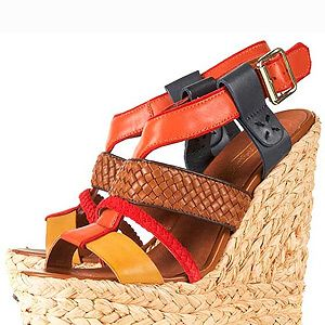 """<p>These Toppers wedges are WICKED. From the raffia sole through to the contrast textures and spicy colours, these will mostly be on our feet allll summer long.</p><p>WIGWAM Woven Espadrille Wedges, £75, <a title=""""http://www.topshop.com/webapp/wcs/stores/servlet/ProductDisplay?beginIndex=0&viewAllFlag=&catalogId=33057&storeId=12556&productId=5930827&langId=-1&categoryId=&searchTerm=WIGWAM&pageSize=2"""" href=""""http://www.topshop.com/webapp/wcs/stores/servlet/ProductDisplay?beginIndex=0&viewAllFlag=&catalogId=33057&storeId=12556&productId=5930827&langId=-1&categoryId=&searchTerm=WIGWAM&pageSize=2"""" target=""""_blank"""">Topshop</a><br /><br /></p>"""