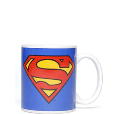 """Let him fulfil his superhero fantasy with this ceramic creation, (superhero powers not included.) This super mug from <a target=""""_blank"""" href=""""http://www.urbanoutfitters.co.uk"""">www.urbanoutfitters.co.uk</a> is able to withstand the heat of a hot drink and battle against the forces of both the microwave and dishwasher, meaning it can be used it both appliances.  <br />"""