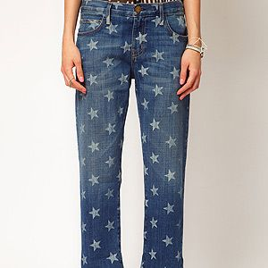 """<p>These Current/Elliott star print jeans have been spotted on a whole host of celebs, and now they've landed at Asos, they're riding high on our wish (upon a star) list...</p><p>Current/Elliott Star Print Boyfriend Jean, £200, <a title=""""http://www.asos.com/Current/Elliot/Current/Elliott-The-Boyfriend-Jean-in-white-Star-Print/Prod/pgeproduct.aspx?iid=2368949&cid=6930&sh=0&pge=0&pgesize=20&sort=-1&clr=White+star+print&r=2 """" href=""""http://www.asos.com/Current/Elliot/Current/Elliott-The-Boyfriend-Jean-in-white-Star-Print/Prod/pgeproduct.aspx?iid=2368949&cid=6930&sh=0&pge=0&pgesize=20&sort=-1&clr=White+star+print&r=2%20"""" target=""""_blank"""">Asos.com</a><br /><br /></p>"""