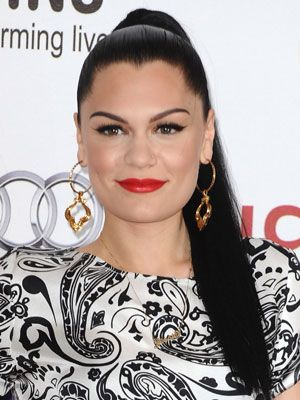 <p>A super slick ponytail is a godsend when you're off doing activities. Not only does it mean no hair smacking you in the face or sticking to the back of your neck, it's got that dominatrix vibe going on as well – and who doesn't want to look like they're in charge hey Jessie J? The key is to make sure you have no flyaways or frizz poking out so once you've secured your hair in a high pony, run some serum over your hair to keep it reflective and glossy</p> <p><strong>Top Tip:</strong> Run your straighteners over your ponytail to get that whip-like effect</p>