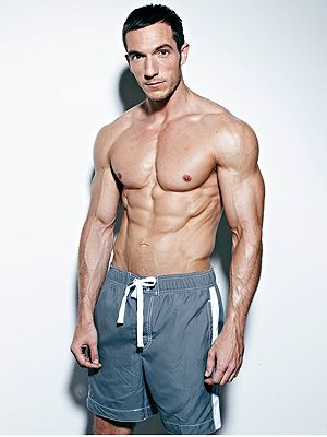 """<p>Name: Richard Edwards</p> <p>Age: 31<br /> <br />We've never seen more muscle on one man before but hey, who are we to complain? If Richard is your main man then vote for him <a title=""""http://www.menshealth.co.uk/building-muscle/cover-model/vote-for-mens-health-cover-model-competition-finalists-2012"""" href=""""http://www.menshealth.co.uk/building-muscle/cover-model/vote-for-mens-health-cover-model-competition-finalists-2012"""" target=""""_blank"""">HERE</a></p>"""