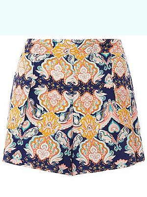 "<p>Make like you're living the luxury lifestyle on a Baked Beans budget (literally) with this tres chic pair of printed shorts from Asda. Wear with a Breton stripe tee, huge shades and strappy flats - perfect for cruising in your yacht (or the 149 bus). Ooh la la!</p> <p>G21 scarf print shorts, £12, <a title=""http://direct.asda.com/george/womens-shorts/g21-scarf-print-shorts/GEM258073,default,pd.html "" href=""http://direct.asda.com/george/womens-shorts/g21-scarf-print-shorts/GEM258073,default,pd.html%20"" target=""_blank"">Asda</a><br /><br /></p>"