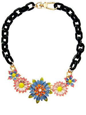 "<p>This statement necklace will be your must-have summer accessory this season! It's garden flower design is just too pretty to be ignored and will definitely have people admiring your flower patch!</p> <p>Garden flower necklace, £25.00, <a title=""http://www.asos.com/ASOS/ASOS-Garden-Flower-Necklace/Prod/pgeproduct.aspx?iid=2308279&SearchQuery=flower%20necklace&sh=0&pge=0&pgesize=20&sort=-1&clr=Multi"" href=""http://www.asos.com/ASOS/ASOS-Garden-Flower-Necklace/Prod/pgeproduct.aspx?iid=2308279&SearchQuery=flower%20necklace&sh=0&pge=0&pgesize=20&sort=-1&clr=Multi"" target=""_blank"">Asos</a></p>"