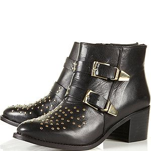 "<p>Now we know they're not cowboy boots but they definitely have a slight western, slight rock chick vibe - and we all know what a good mix that is. We'll be stomping around in these right through to winter<br /><br />Boots, £90, <a title=""http://www.topshop.com/webapp/wcs/stores/servlet/ProductDisplay?beginIndex=1&viewAllFlag=&catalogId=33057&storeId=12556&productId=6178310&langId=-1&sort_field=Relevance&categoryId=208544&parent_categoryId=208492&pageSize=20&refinements=category~[209969