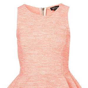 "<p>Ever since Kate Middleton wore a peplum frock, the high street has gone mad - call it the KMiddy effect. We're lusting over this peplum peach top from Toppers - it's so darling<br /><br />Peplum top, £25, <a title=""http://www.topshop.com/webapp/wcs/stores/servlet/ProductDisplay?beginIndex=201&viewAllFlag=&catalogId=33057&storeId=12556&productId=6168307&langId=-1&sort_field=Relevance&categoryId=277012&parent_categoryId=208491&pageSize=200"" href=""http://www.topshop.com/webapp/wcs/stores/servlet/ProductDisplay?beginIndex=201&viewAllFlag=&catalogId=33057&storeId=12556&productId=6168307&langId=-1&sort_field=Relevance&categoryId=277012&parent_categoryId=208491&pageSize=200"" target=""_blank"">Topshop</a><br /><br /></p>"