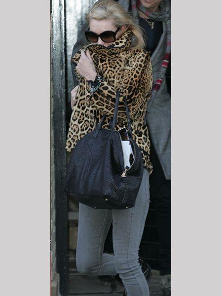 d2f2f5b94617 Everyone's wearing… leopard print