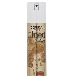 <p>If there's one travel essential then it HAS to be L'Oréals Elnett hairspray. Not only does it battle any fly away hairs and add shine, but it also locks in style. Plus, if Cheryl Cole's a fan then you can count us in…<br /><br />L'Oréal Paris Elnett Mini hairspray, £2.03, Boots</p>