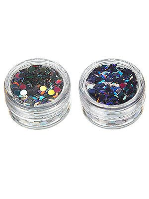 """<p>We love the Louise Gray for Topshop clothing collection. But if sequin smiley faces on sweaters are too full on for you, why not pick up a glitter pot instead? Sprinkle onto face and body - or on wet nail varnish for holographic nail art!</p> <p>Glitter Pots in Peacock By Louise Gray, £8, <a title=""""http://www.topshop.com/webapp/wcs/stores/servlet/ProductDisplay?beginIndex=1&viewAllFlag=&catalogId=33057&storeId=12556&productId=6349247&langId=-1&sort_field=Relevance&categoryId=649132&parent_categoryId=459528&pageSize=200"""" href=""""http://www.topshop.com/webapp/wcs/stores/servlet/ProductDisplay?beginIndex=1&viewAllFlag=&catalogId=33057&storeId=12556&productId=6349247&langId=-1&sort_field=Relevance&categoryId=649132&parent_categoryId=459528&pageSize=200"""" target=""""_blank"""">Topshop</a><br /><br /></p>"""