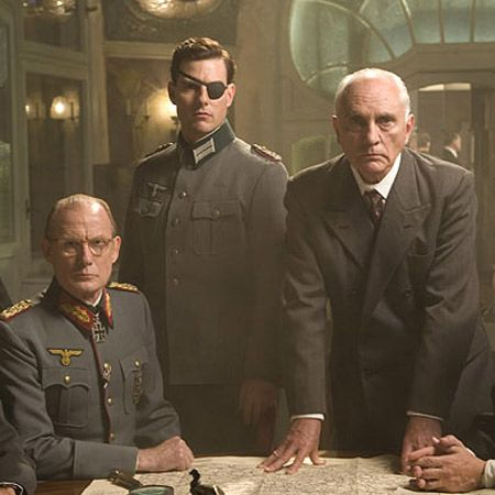 Tom Cruise's performance is rumoured to be unintentionally funny in World War Two flick, <em>Valkyrie</em>, whose release has been delayed more times than Virgin trains. The film is based on real-life plot by German soldiers to kill Hitler.<br />