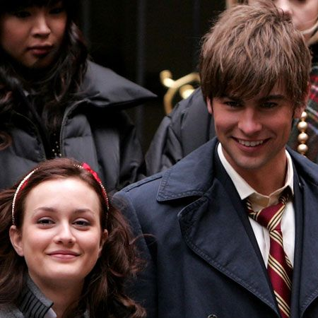 Heartthrob Nate Archibald is pretty much the perfect boyfriend (oh well apart from sleeping with the best friend!), charming, gorgeous, well mannered and with a social conscious that Blair is completely lacking. Chace Crawford and Leighton Meester look picture-perfect as a couple, no wonder there's still rumours about their 'just good friends' routine in real life! Which boy would you rather be with?  <br />