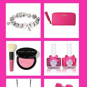 """<p>We love everything pink here at Cosmo HQ, especially the pink ribbon for Breast Cancer Awareness Month. Knowing how important our breasts are to us - and to our fellow females - here are some ways we can contribute to Breast Cancer Research (while looking and feeling beautiful at the same time).</p><p>Check out our gallery of the best Breast Cancer Awareness products and support a great cause. This year, there's a little bit of blue to shout out to our fellow men suffering from this unfortunate disease, too. So g'on, support the research into the cancer you want to beat, and see the impact you can make.</p><p>Are you doing anything for Breast Cancer Awareness Month? Tweet us at <a href=""""http://twitter.com/cosmopolitanuk"""" target=""""_blank"""">@CosmopolitanUK </a></p>"""