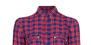 """<p>Go for the sexy lumberjack look with this amazeballs shirt from Mango. You might think it's like any old checked shirt, but the metal hardware detailing makes it super cool.</p> <p>Metal hardware check shirt, £34.99, <a href=""""http://shop.mango.com/GB/p0/mango/new/metal-hardware-check-shirt/?id=73200454_03&n=1&s=nuevo&ie=0&m=&ts=1349795599871"""">Mango </a></p>"""