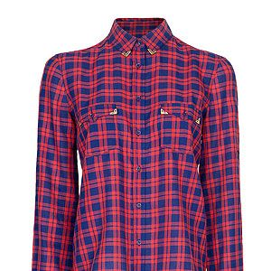 """<p>Go for the sexy lumberjack look with this amazeballs shirt from Mango. You might think it's like any old checked shirt, but the metal hardware detailing makes it super cool.</p><p>Metal hardware check shirt, £34.99, <a href=""""http://shop.mango.com/GB/p0/mango/new/metal-hardware-check-shirt/?id=73200454_03&n=1&s=nuevo&ie=0&m=&ts=1349795599871"""">Mango </a></p>"""
