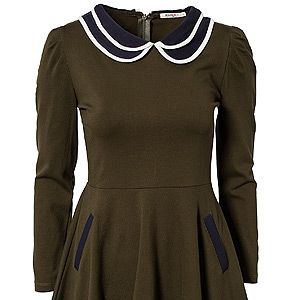 <p>Channel Rachel Berry with this Gleetastic preppy dress, totally suitable for any winter activities you'll find yourself falling into this month. </p>