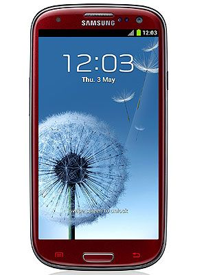 "<p>It's one of the world's most advanced smartphones and can do anything you need from taking amazing snaps with it's 8MP camera to allowing you to take charge with an on screen mulitasking function. It also comes in this hot red colour. Amaze!</p> <p>Samsung Galaxy S III Red Garnet, from £499, <a title=""http://www.carphonewarehouse.com/mobiles/mobile-phones/SAMSUNG-GALAXY_S_3#phonedetailstabs"" href=""http://www.carphonewarehouse.com/mobiles/mobile-phones/SAMSUNG-GALAXY_S_3#phonedetailstabs"" target=""_blank"">exclusively at Carphone Warehouse</a></p> <p> </p>"