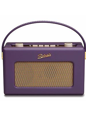 """<p>There's no better Christmas gift then this retro radio from Robert's Radio. Available in many fab colours (something for everyone!), make sure you play out your Crimbo tunes in style this year.</p> <p>Revival radio, £160, <a title=""""http://www.robertsradio.co.uk/index.htm"""" href=""""http://www.robertsradio.co.uk/index.htm"""" target=""""_blank"""">Robert's Radio</a></p>"""