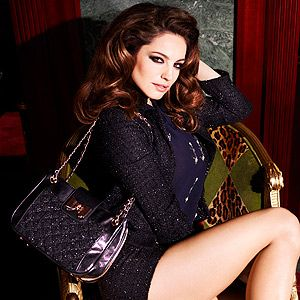 """<p>New Look's relationship with Kelly Brook is getting stronger and stronger. The pair have even just released a beauty range together - which is gorgeous by the way! To celebrate, New Look want you to be in with a chance of winning this beautiful chain strap bag complete with lots of makeup from the Kelly Brook collection, n'aww isn't that nice?</p><p>Boucle Chain Body Bag, £24.99, <a title=""""http://www.newlook.com/shop/womens/bags-and-purses/kelly-brook-purple-boucle-chain-across-body-bag_265733650"""" href=""""http://www.newlook.com/shop/womens/bags-and-purses/kelly-brook-purple-boucle-chain-across-body-bag_265733650"""" target=""""_blank"""">New Look</a><br /><br /></p>"""