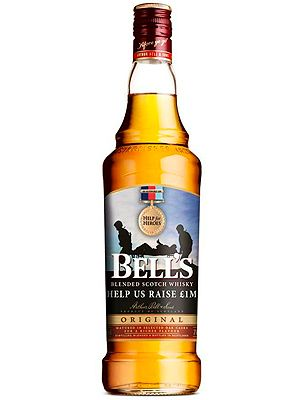 "<p>Whether it's Scotch on the rocks or added to a Hot Toddy, you can't go wrong with Bell's. A percentage of proceeds from this limited edition bottle will be donated to the Service charity, Help for Heroes. To get more info on this campaign, visit <a href=""http://www.bells.co.uk/helpforheroes/"" target=""_blank"">bells.co.uk</a>.<br /><br />Bell's Whisky, £16.29 for 70cl, <a href=""http://www.morrisons.co.uk/"" target=""_blank"">Morrisons</a></p> <p> </p> <p> </p>"