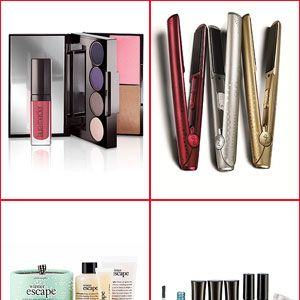 <p>Got a wardrobe full of cosmetics? This beauty holiday gift guide is for you! We've chosen the best beauty buys we've been lusting for all season.</p>