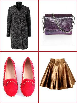 "<p>Lost count on how many times someone's stopped you on the street saying, ""where'd you get that?"" Yep, you're a total fashionista. If you make your own jewellery, shop in your mum's wardrobe and always have an amazing pair of shoes, this gift guide will make you scream with delight.</p> <p>Team Cosmo's not chosen the hottest fashion buys for the Christmas season, we've made it available for one lucky reader. Lace up those boots gals, it's time to get shopping!</p> <p> </p>"