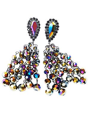 "<p>Wow that special someone in your life at Christmas time with a pair of ritzy-glitzy earrings - and you won't have to remortgage your house with this pair, either as they're a toyal style steal at just £15.95. Love.</p> <p>Chandelier earrings, £15.95, <a href=""http://www.hm.com/gb/subdepartment/LADIES?Nr=4294966434#Nr=4294928255%20"" target=""_blank"">H&M </a></p>"