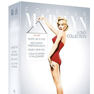 <p>Who doesn't love Marilyn? If you know someone who's a massive fan of the Hollywood icon, this is the present for them! With four titles&#x3B; Gentlemen Prefer Blondes, How To Marry A Millionaire, The Seven Year Itch and Some Like It Hot, they'll love it!</p>