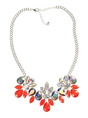"<p>Nope that isn't a typo. This necklace really is only £9.99. We told you H&M are the go-to place for party accessories this season. Race you to the checkout!</p> <p>Necklace, £9.99, <a title=""http://www.hm.com/gb/product/07264?article=07264-A "" href=""http://www.hm.com/gb/product/07264?article=07264-A%20"" target=""_blank"">H&M</a><br /><br /></p>"