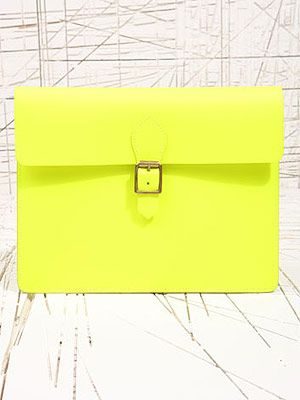 "<p>So strictly speaking, this is an iPad case, but WE say fashion rules were made to be broken and will be using this bright beauty to cart around all of our wares (or as much as we can cram in) to Christmas drinkies this season.</p> <p>Jas MB iPad Clutch, £68, <a title=""http://www.urbanoutfitters.co.uk/jas-mb-ipad-clutch/invt/5771402343333/&bklist=?cm_mmc=AffWin-_-Winter09-_-Skimbit-_-null "" href=""http://www.urbanoutfitters.co.uk/jas-mb-ipad-clutch/invt/5771402343333/&bklist=?cm_mmc=AffWin-_-Winter09-_-Skimbit-_-null%20"" target=""_blank"">Urban Outfitters</a><br /><br /></p>"