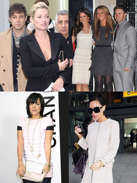 Click through and see what the celebs got up to this week...<br />