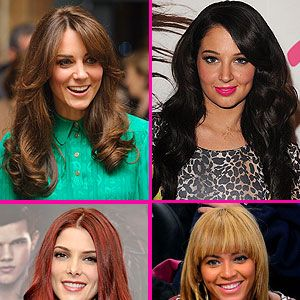 """<p>Thinking of a new haircut? Look to the red-carpet for some gorgeous hairstyles, from hot red hair to a blunt fringe.</p><p><a href=""""http://www.cosmopolitan.co.uk/beauty-hair/styles/celebrity/the-worst-celebrity-hairstyles-celeb-hair-disasters"""" target=""""_blank"""">YIKES! WORST CELEBRITY HAIR DISASTERS</a></p><p>Red hair colour has been trending, along with basically every other colour you can think of. From Ashley Greene to Nicki Minaj, bold colours are the hottest thing this year.</p><p><a href=""""http://www.cosmopolitan.co.uk/beauty-hair/styles/celebrity/celebrity-hairstyle-trend-sexy-casual-hair-made-easy"""" target=""""_blank"""">10 SEXY HAIRSTYLES MADE EASY</a></p><p>Fringes are another really hot topic this year in celebrity hairstyles. From Kate Middleton to Beyonce, fringes are getting a complete makeover.</p><p><a href=""""http://www.cosmopolitan.co.uk/beauty-hair/styles/celebrity/retro-hairstyles-celeb-makeover-beauty"""" target=""""_blank"""">RETRO CELEB HAIRSTYLES</a></p><p>Check out Cosmo's favourite celebrity hairstyles in 2012 and ring in the new year with some amazing hair ideas!</p><p><a href=""""http://www.cosmopolitan.co.uk/beauty-hair/styles/celebrity/posh-girl-hairstyles-ladylike-hair-trend"""" target=""""_blank"""">POSH GIRL HAIR! GET A PRINCESS HAIRSTYLE</a></p>"""